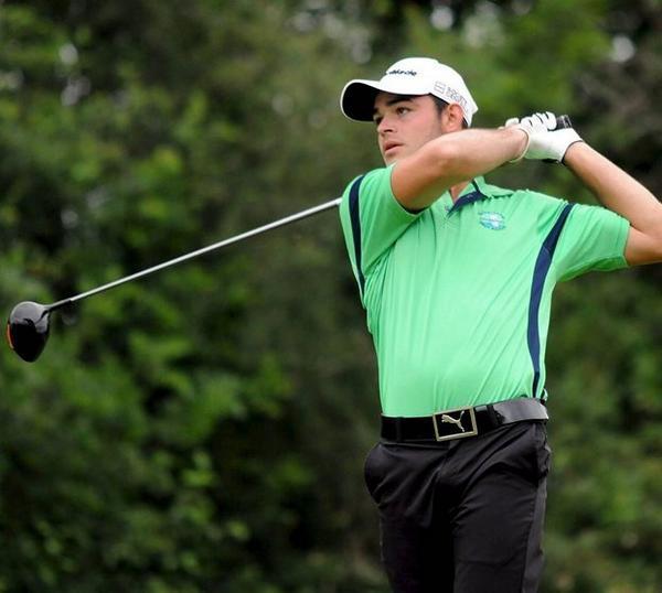 Maxime RADUREAU, joueur n°1 du Golf Régional