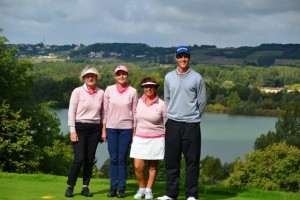 équipe dames du Haut-Poitou web